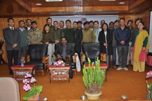 Workshop on The Prevention of Money Laundering Act, 2002 for Police Officers of Sikkim Police 24 & 25 Feb 2017