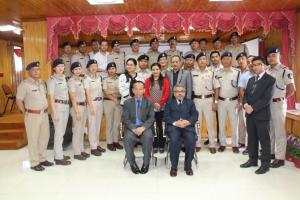 "A programme on ""Sikkim Anti Drugs Act, 2006 & NDPS Act, 1985"" for Investigating Officers (Police Inspectors) on 10-09-2016"