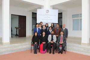 "Workshop on ""Cyber law and appreciation of electronic evidence"""